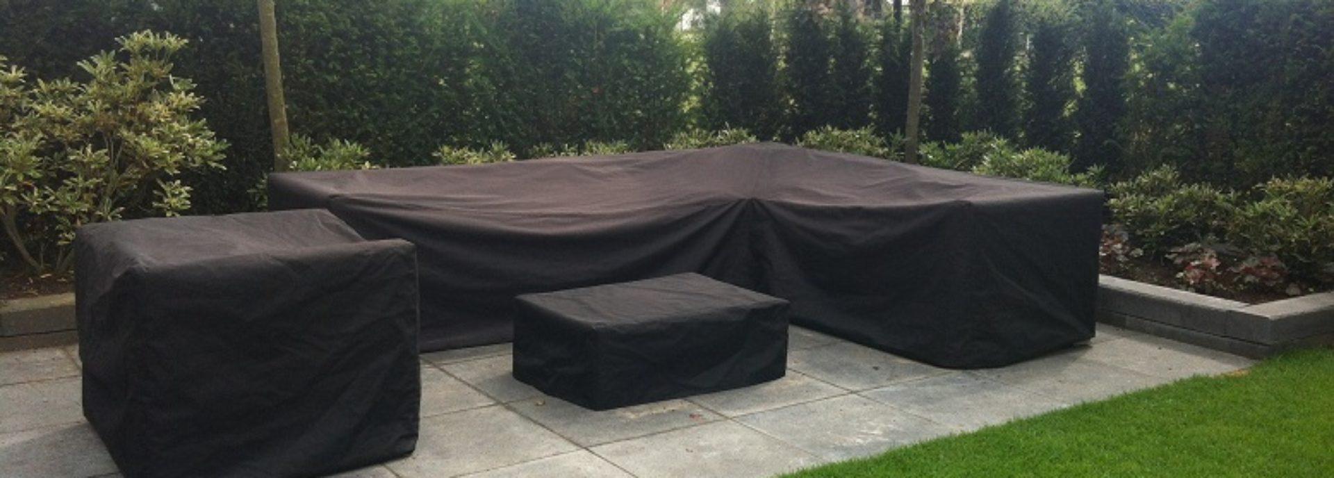 Fundas para muebles de jardin for Sofa exterior terraza